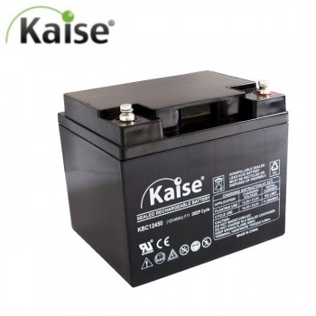 Bateria Deep-Cycle 12V 45Ah (C20) Kaise AGM