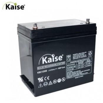 BAT. KAISE DEEP-CYCLE KBC12550 12V 55Ah