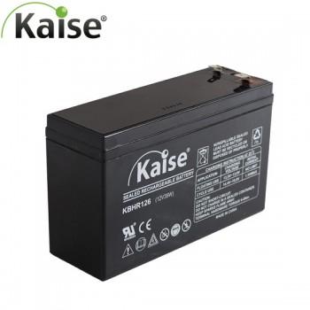 Bateria 12V 6Ah (term. F1+F2) Kaise AGM Alta Descarga
