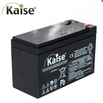 Bateria 12V 9Ah (term. F2) Kaise AGM Alta Descarga