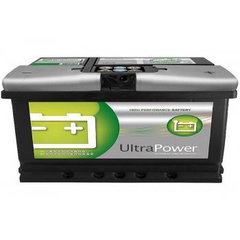 Bateria automóvel 12V 100Ah 950A (#UltraPower 100.0)