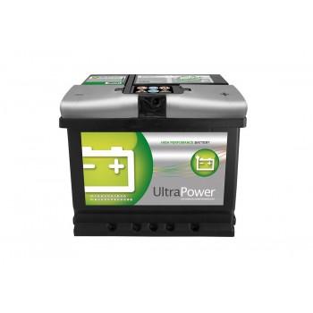 Bateria de arranque automóvel 12V 45Ah 350A (#UltraPower 45T.0)