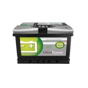 Bateria automóvel 12V 60Ah 480A (#UltraPower 60T.0)