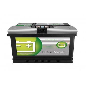 Bateria automóvel 12V 75Ah 640A (#UltraPower 75T.0)