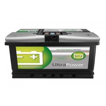 Bateria automóvel 12V 80Ah 740A (#UltraPower 80T.0)