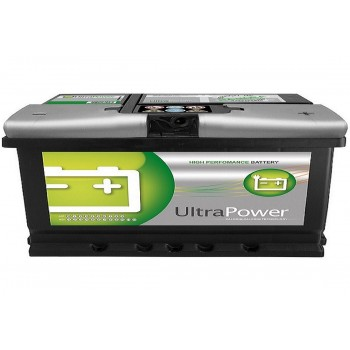 Bateria automóvel 12V 90Ah 710A (#UltraPower 90T.0)