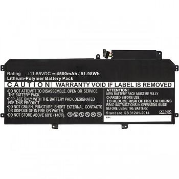 Bateria Asus ZenBook UX330 C31N1610 compatível 11,55V 4500mAh 51Wh