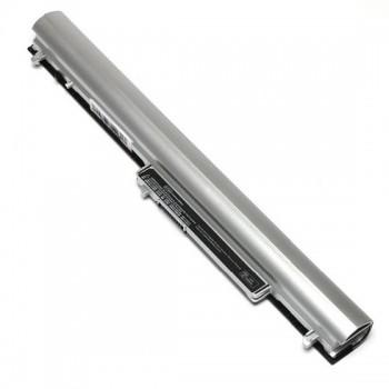 Bateria HP 14-F 15-N HY04 compatível 14,8V 2600Ah 38Wh cinza