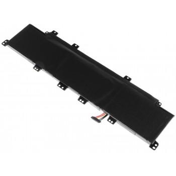 Bateria Asus VivoBook S300 S400 C31-X402 compatível 11,1V 4000mAh 44Wh