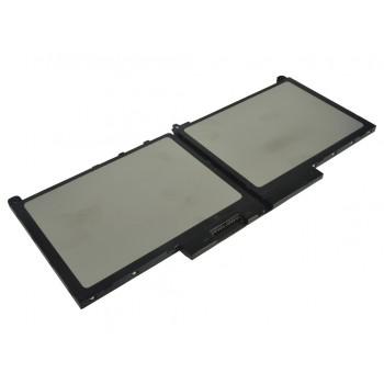 Bateria Dell Latitude 12 E7270 E7470 compatível 7,6V 7200mAh 54,7Wh