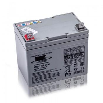 Bateria AGM Deep-Cycle 12V 35Ah MK