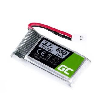 Bateria para Drone Syma X5, 3,7V 650mAh