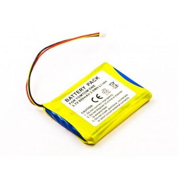 Bateria para TomTom One, 3,7V 800mAh 3,0Wh