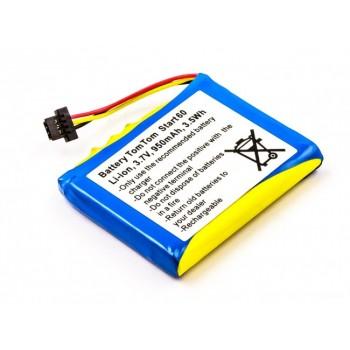 Bateria para GPS TomTom Start 60, 3,7V 950mAh 3,5Wh