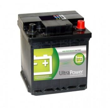 Bateria automóvel 12V 40Ah 330A (#UltraPower 40.0)