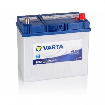 Bateria VARTA B32 12V 45Ah 330A alta performance 238x129x227mm -/+