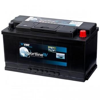 Bateria Dual 12V 90Ah 720A Arranque + Descarga lenta (VMF Sportline RV)