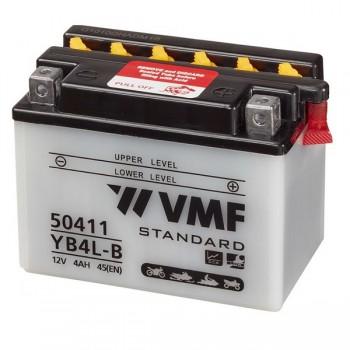 Bateria mota VMF YB4L-B, 12V 4Ah