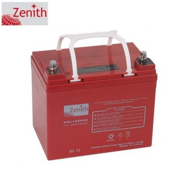 Bateria 12V 35Ah (term. M6) Zenith AGM chumbo