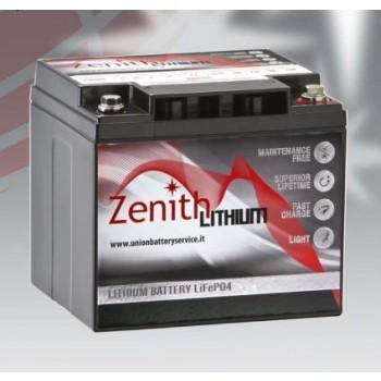 Bateria Lítio LiFePO4 24V 25Ah (Zenith ZLI024020)