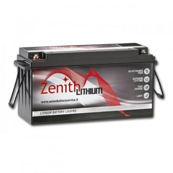 Bateria Lítio LiFePO4 24V 100Ah (Zenith ZLI024060)