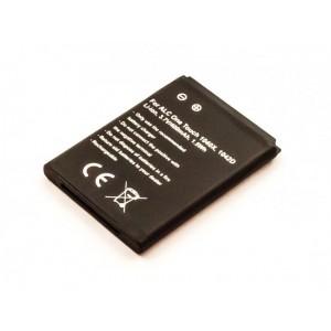 Bateria para Alcatel One Touch 1040X, CAB0400000C1