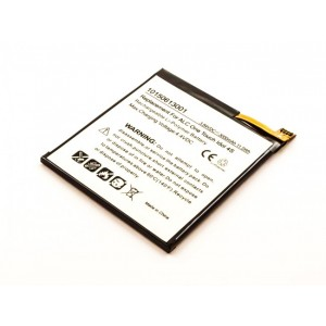 Bateria para Alcatel One Touch Idol 4S, BlackBerry BBA100-1, Vodafone Smart Platinum 3,84V 3000mAh 11,5Wh