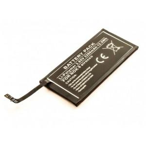Bateria Nokia 8 Sirocco 3,85V, 3260mAh, 12.5Wh