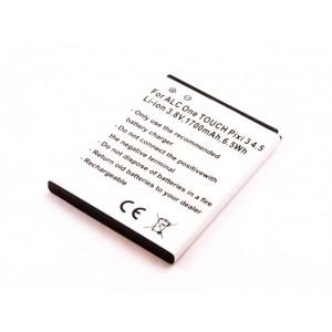 Bateria Alcatel One Touch Pixi 3 4.5 TLi017C1 compatível 3,8V 1700mAh 6,5Wh