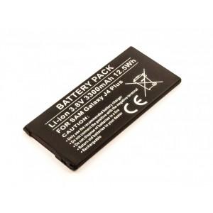 Bateria Samsung Galaxy J4 Core J6 Plus EB-BG610ABE compatível 3,8V 3300mAh 12,5Wh
