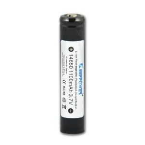 14650 elemento Li-ion (3,7v 1100mAh)