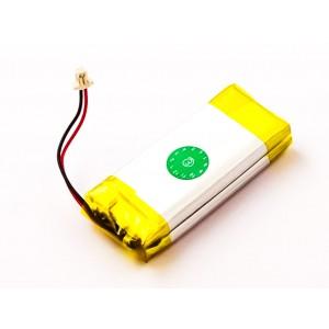 Bateria para Cardo Scala Rider G4