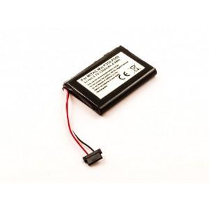 Bateria para GPS MITAC Mio P350 P550, 3,7V, 1200mAh 4,4Wh