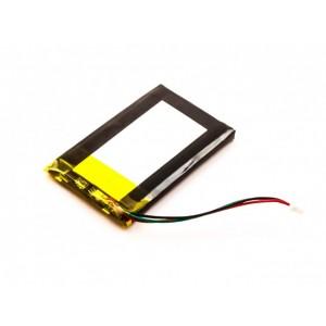 Bateria GPS Garmin Nuvi 750 760 compatível 3,7V 1250mAh 4.6Wh