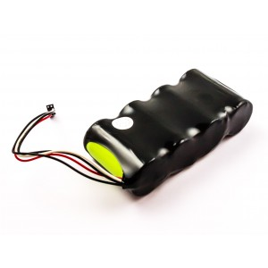 Bateria para FLUKE ScopeMeter 120