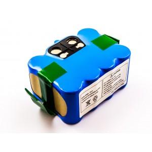 Bateria para E.ziclean Furtiv, NS3000D03X3, YX-NI-MH-022144, 0612092014