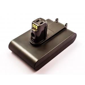 Bateria para aspirador DYSON DC30, Li-ion 14,4V 1500mAh 21,6Wh