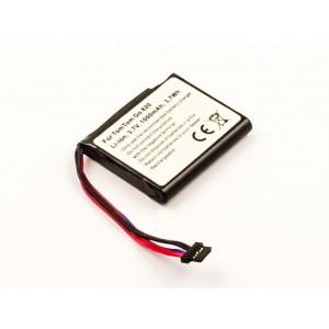 Bateria GPS TomTom Go 820 Go 825 compatível 3,7V 1000mAh 3.7Wh
