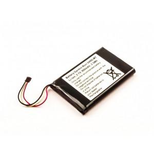 Bateria GPS Garmin Nuvi 2405 compatível 3,7V 900mAh 3.3Wh