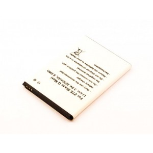 Bateria para ZTE Li3823T43P3h735350 Blade Q Maxi