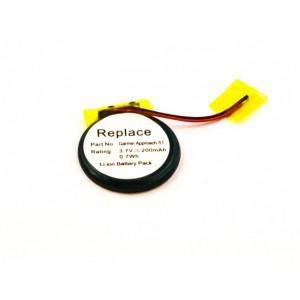 Bateria para GPS Garmin Approach S1 361-00047-00