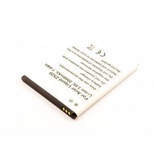 Bateria Acer Liquid Z520 BAT-A12 compatível, 3,8v 2Ah 7,6Wh