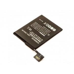 Bateria para Apple iPod iPod Touch 6th generation, A1641 Li-Polymer, 3,83V, 1043mAh, 4,0Wh