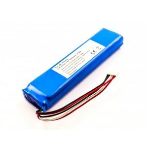 Bateria coluna JBL Xtreme compatível 7,4V 5000mAh 37,0Wh