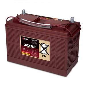 Bateria Trojan 30XHS 12V 130Ah Deep-Cycle