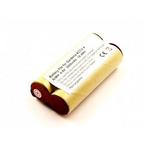 Bateria para Tesoura Corta-relvas Gardena ACCU 4