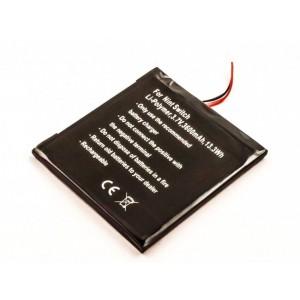 Bateria para Nintendo Switch, 3,7V 3600mAh 13,3Wh