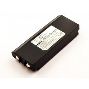 Bateria para comando remoto grua HIAB, XS Drive, AMH0627