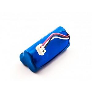 Bateria Wella Xpert HS70 compatível 3,6V 700mAh 2.5Wh