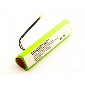 Bateria FLUKE Analyzers 433 / Scopemeter 196 compatível 7,2V 3600mAh 25.9Wh